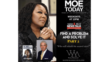 #MOEToday: Find A Problem & Solve It