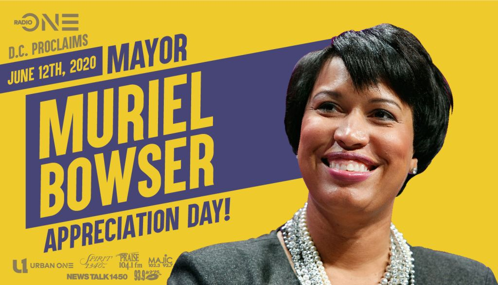 Muriel Bowser Day