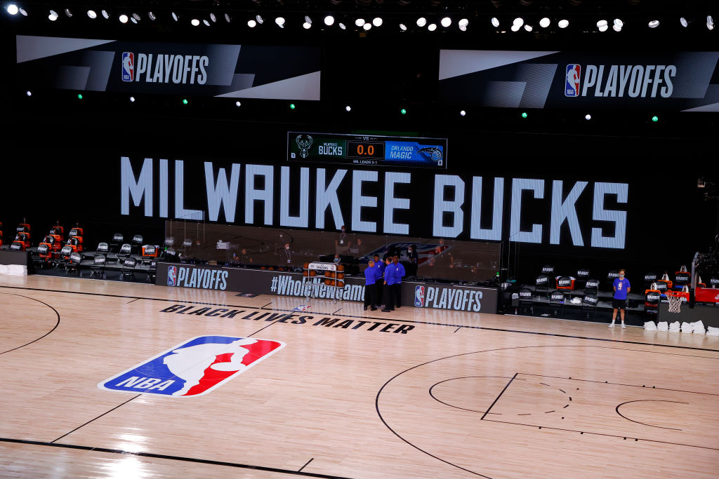 Orlando Magic v Milwaukee Bucks - Game Five